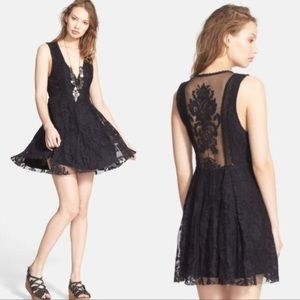 Free People Reign Over Me dress NWOT